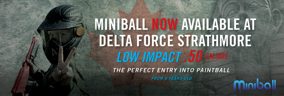 Miniball now in Canada IPG